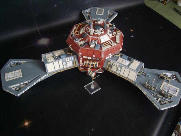 Spaceship Paint Job