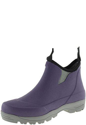 AJS Victoria violett, Gummistiefelette - http://on-line-kaufen.de/ajs/ajs-victoria-violett-gummistiefelette