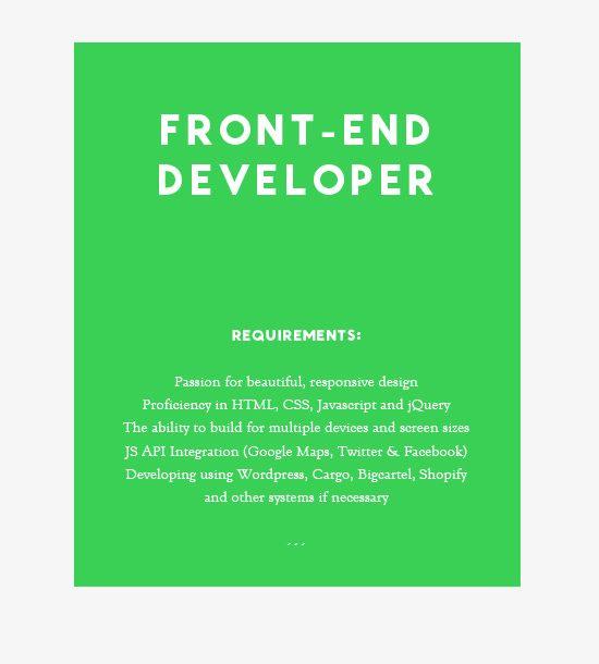 74 best images about Infographic Job Descriptions on Pinterest