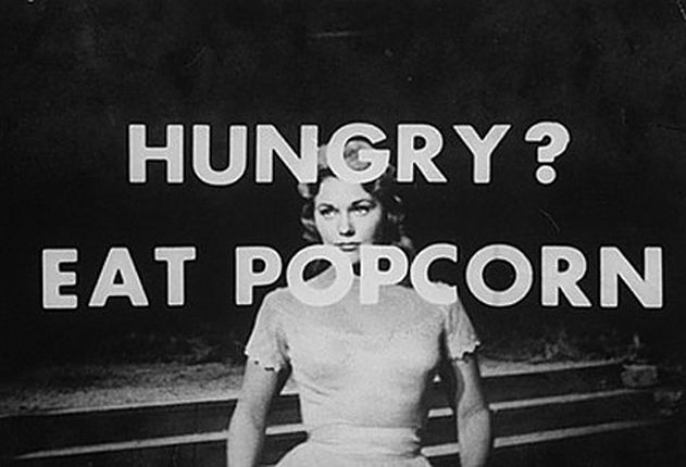 Image result for hungry? eat popcorn