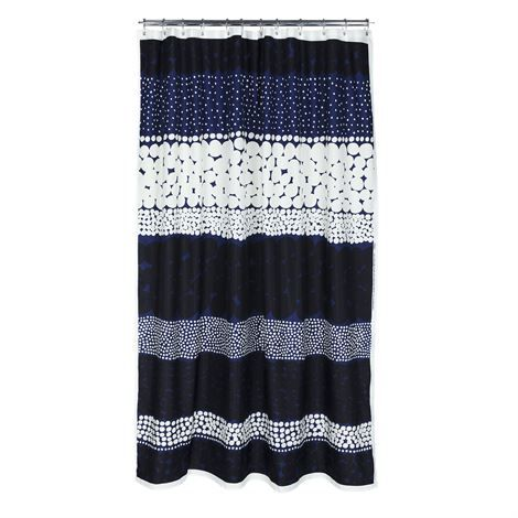 Shower Curtains crate and barrel shower curtains : 15 must-see Marimekko Shower Curtain Pins | Marimekko bedding ...