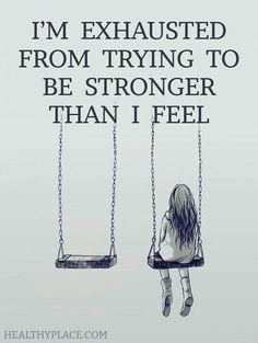 it's hard to admit you're not as strong as people think you are - Google Search