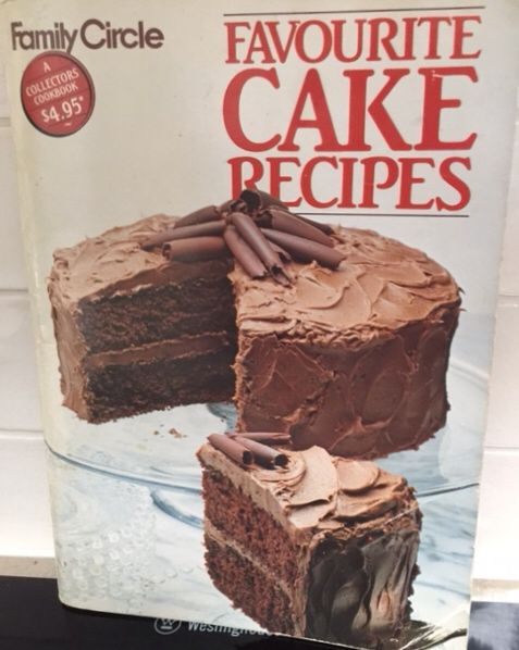 This cake is a long time family favourite from the Family Circle Favourite Cake Recipes book. Recently, we have adapted the Chocolate Fudge Cake to be Gluten Free and here is the recipe. Ingredient…