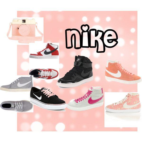 """""""Nike"""" by merysa17 on Polyvore"""