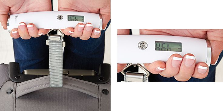 best travel accessories luggage scale container store