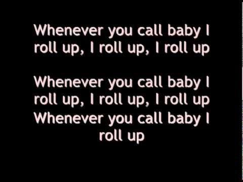 ▶ Roll Up - Wiz Khalifa , older song but I personally still love it!