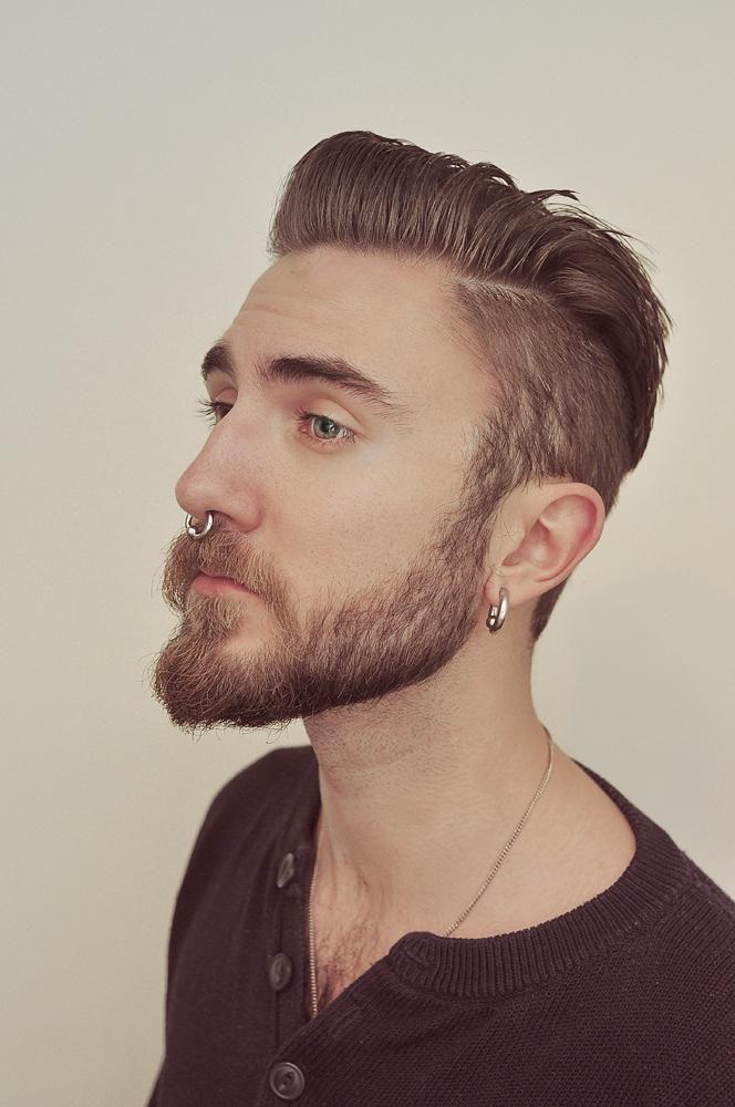 Chicos con barba. ¿Cuál os gusta más? #modahombres #barba #estilo