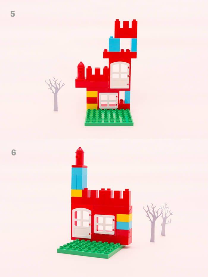 Story Starter: Eine ganze Welt von Spielhäusern - Artikel - Family LEGO.com