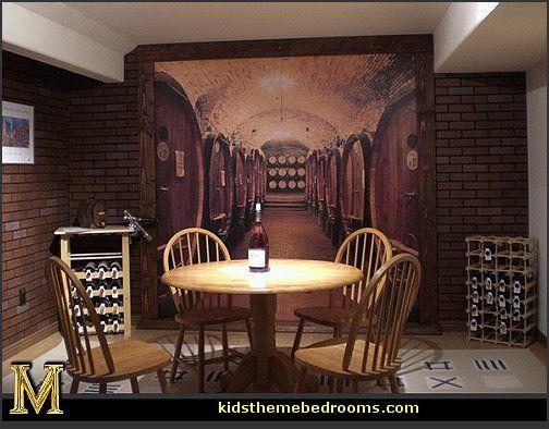 Man Cave Wallpaper : Best family game wallpaper murals images wall