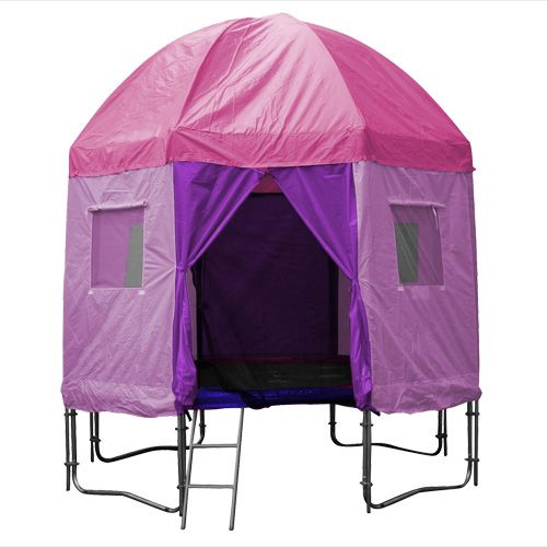 Tr&oline tents these are a great addition to your tr&oline. This tr&oline tent also has removable sides to become a sun shade on hot days.  sc 1 st  Pinterest : 12ft trampoline tent - memphite.com