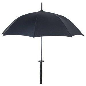 Kikkerland Samurai Umbrella - loove!