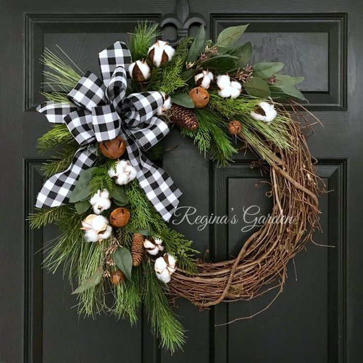 48 Inspiring Christmas Wreaths Ideas For All Types Of Décor