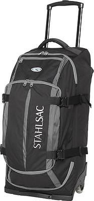 Gear Bags 29576: Stahlsac Curacao Wheeled Clipper Dive Bag - Grey -> BUY IT NOW ONLY: $279.95 on eBay!