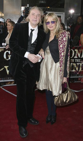 Twiggy Leigh Lawson Photos: Gone With The Wind: World Premiere And Press Night