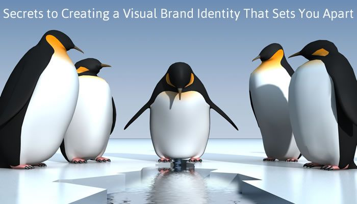 If creating a new brand or updating existing one, your brand's visual identity is a most important marketing factor. 8 areas to keep visual brand consistent