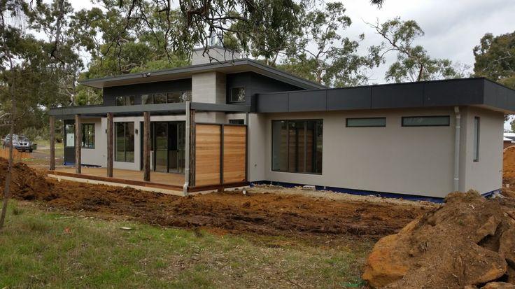 Under Construction - Inverleigh Custom Acreage Home - Design & Build by Pivot Homes 2017