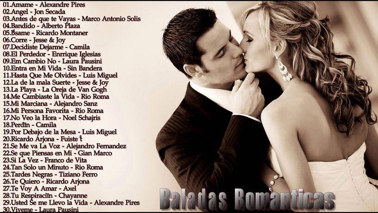 Baladas Romanticas 2016 - Canciones de Amor y Baladas Románticas 2016 - ...