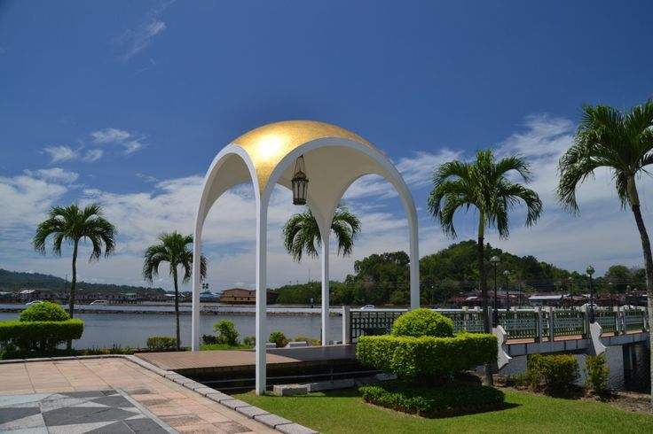Brunei architecture
