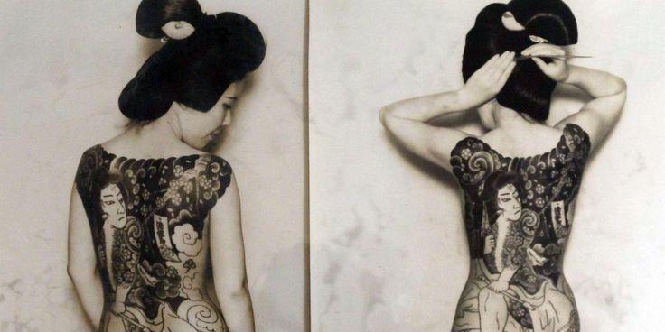 Japan, irezumi, tattoo (Credit: Credit: Rooksana Hossenally)