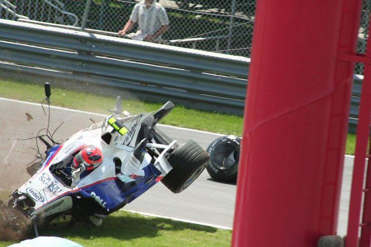 2007 Canadian Grand Prix BMW Sauber F1.07 Robert Kubica