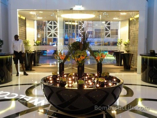 W Hotel Doha, Qatar