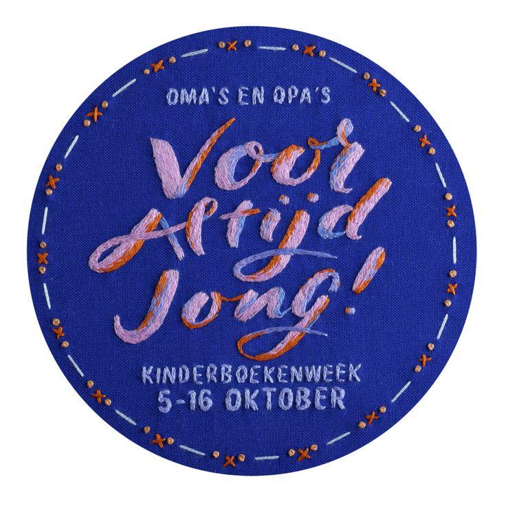 Kinderboekenweek 2016 Oma's en Opa's Voor altijd jong!