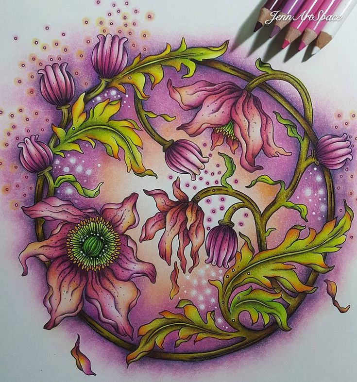 Find This Pin And More On Hanna Karlzon Coloring Books Pics By Sharlene Lam