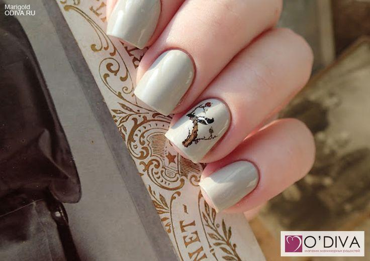 Водные наклейки (BLE1814) http://odiva.ru/~pg18J #наклейкидляногтей #наклейкинаногти #объемныенаклейки #3dнаклейки #дизайнногтей #ногти #идеиманикюра #маникюр