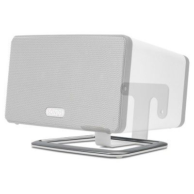 Flexson Desk Stand for Sonos Play:3 Speakers - White (single)