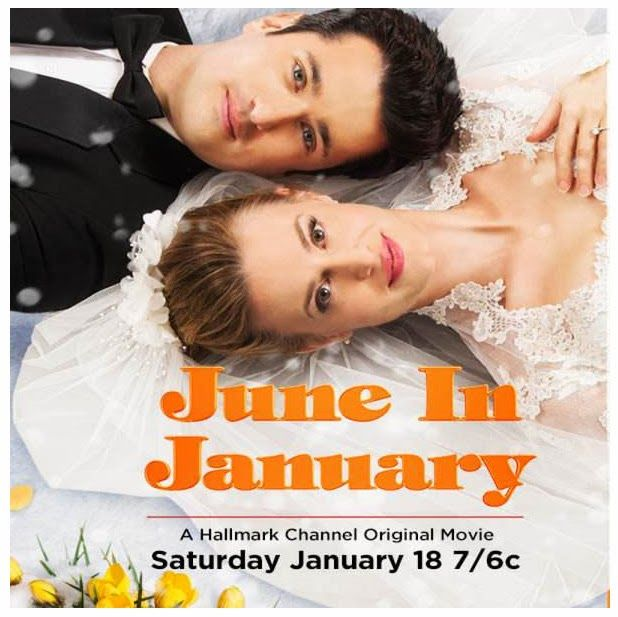 """Its a Wonderful Movie - Your Guide to Family Movies on TV: Hallmark Channel Movie """"June in January"""""""