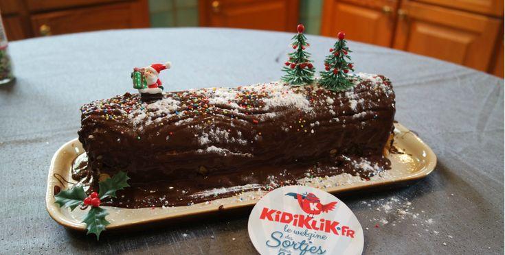 La recette secrète de la bûche de Noël de Mamie Paulette