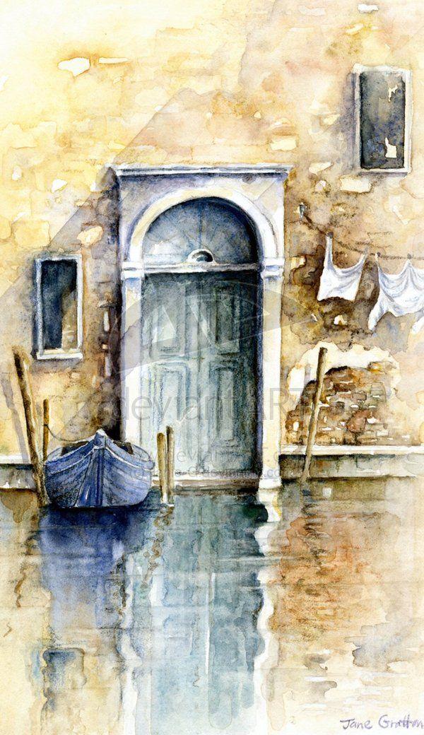 Venetian doorway by Janie-G on deviantART