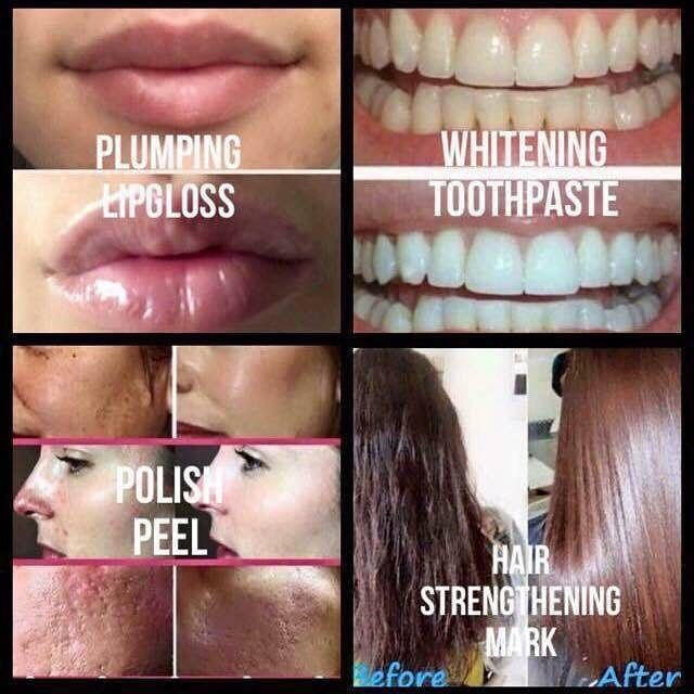 These are 4 of our top selling products..it's not hard to see why with results like these  message me for orders #lipgloss #toothpaste #polishpeel #hairmask #strengthen #whitening #contouring #smoothskin #clearskin #bestseller #bestoftheday #beautyproducts #makeup #makeupaddict #lookgoodfeelgood #mumlife #networkmarketing #ordernow #favourite #pout #shine by {Ed Zimbardi http://edzimbardi.com
