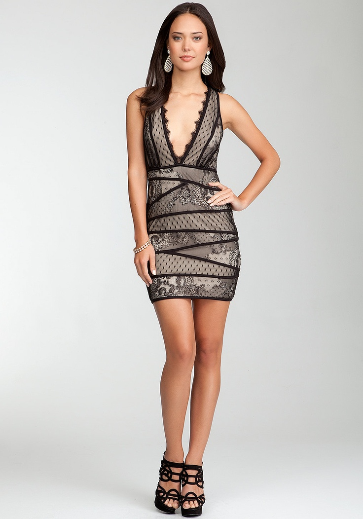 bebe dress for wedding