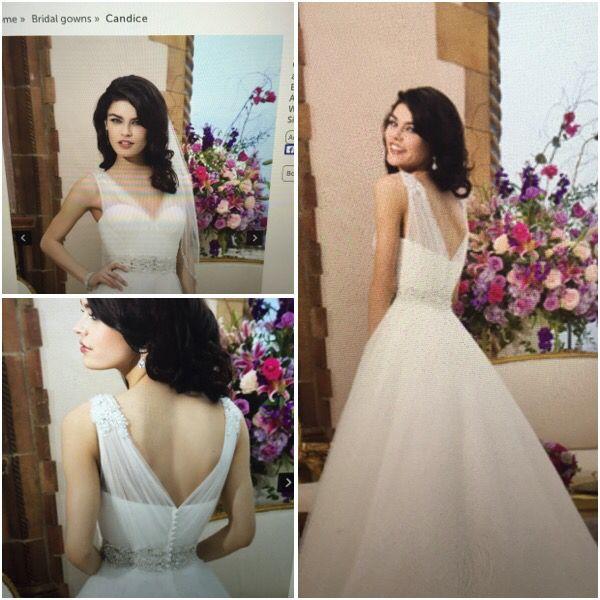 Pretty detail - brides of Southampton website