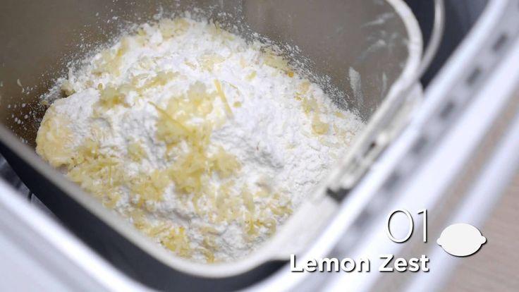 PANASONIC - BREAD MAKER (SD-P104) - (SUNNY LEMON CAKE) BY HEAP SENG GROUP
