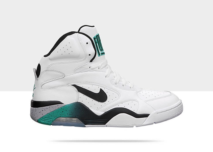 Nike Air Force Weiß Schwarz