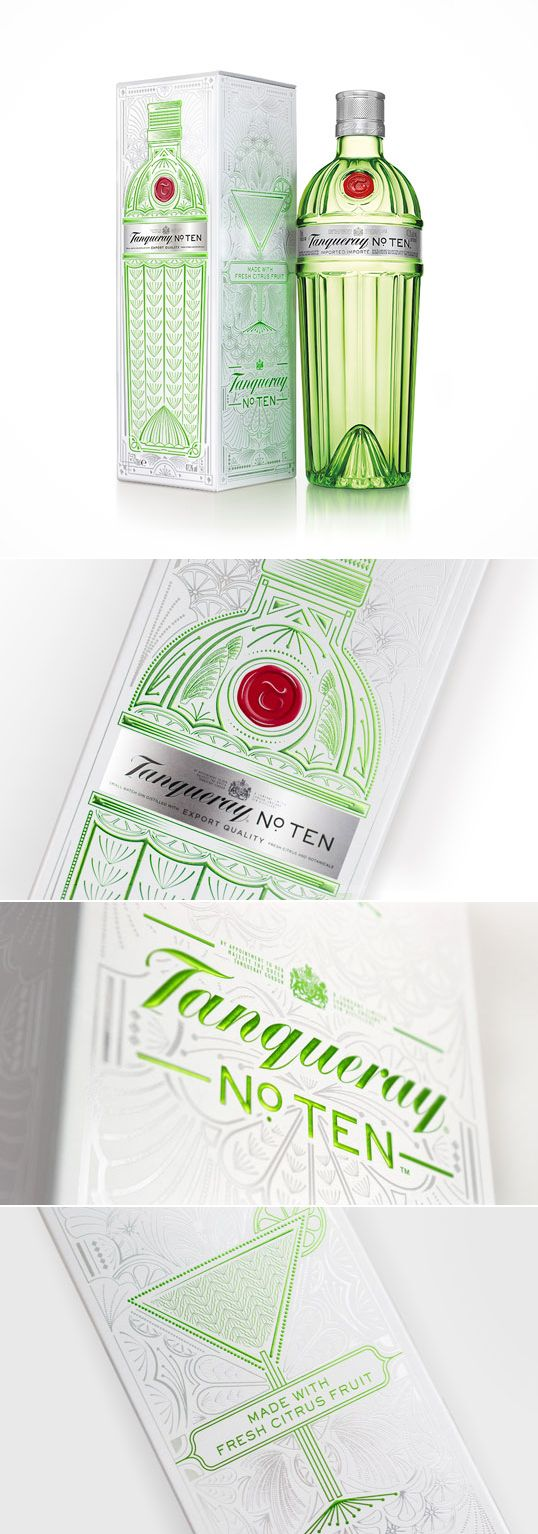 Lovely Package - Tanqueray No. TEN