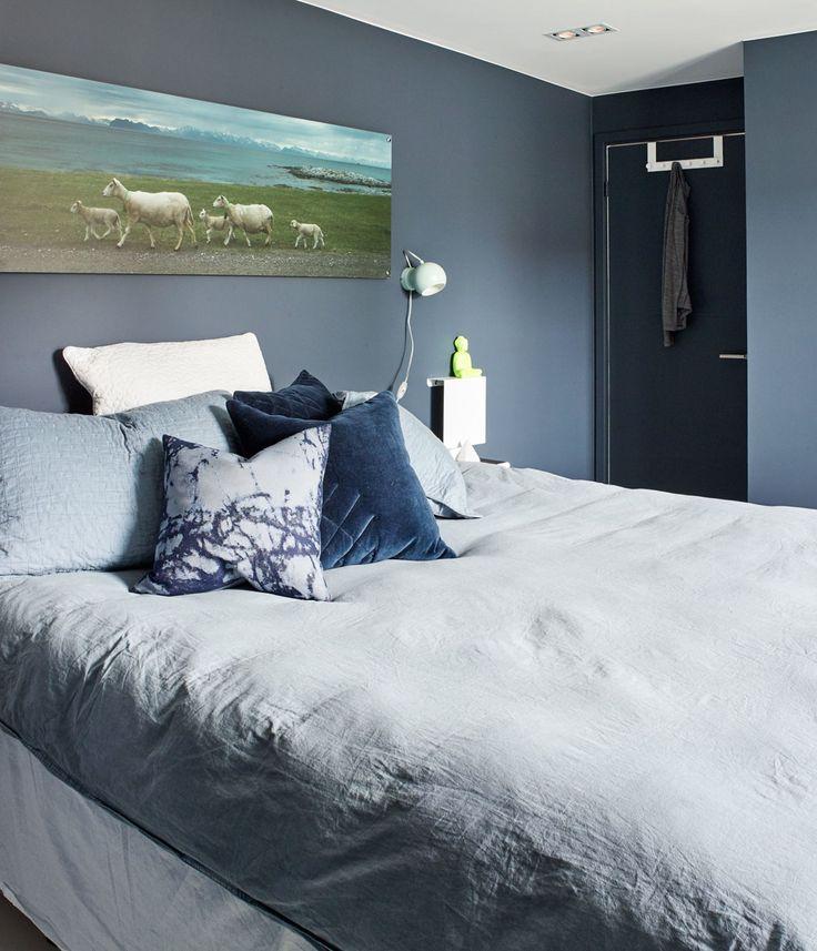 Soverom med hotellfølelse