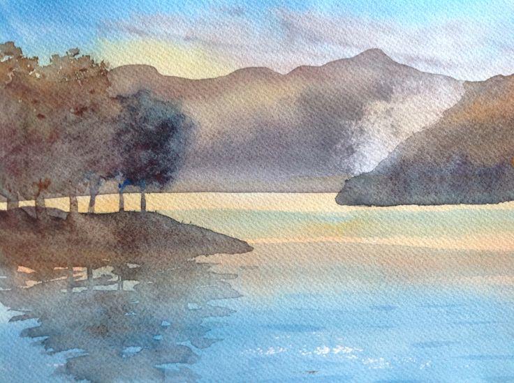 Lake Lisbeth Watkins