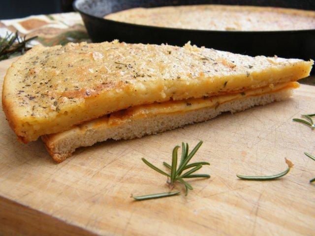 Fainá (Chickpea Flatbread): Delicious, simple and gluten-free!