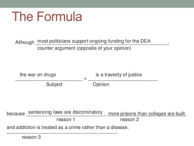Creating dissertation problem statement