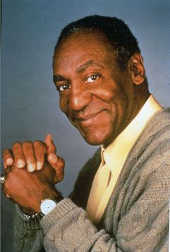 Bill Cosby--he is a funny guy and I have always enjoyed that. However, I admire him because of his bold stand on family and right and wrong. Of late he has said things that need to be said to young all people, especially black kids. I also admire him for continuing his education AFTER he was a superstar. There is much to admire about Dr. Cosby!