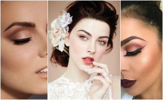 Makijaż ślubny w najlepszym jesiennym wydaniu. Wow!