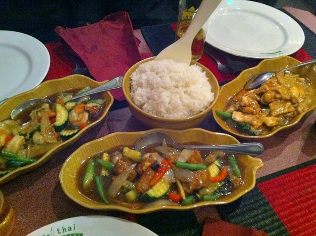 Sri Thai's dishes are probably the most authentic tasting in Hawke's Bay. Bangkok Restaurant on a par.