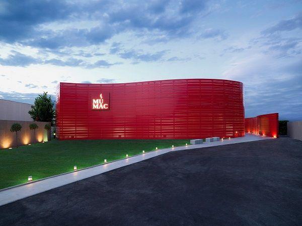 Un itinerario all'insegna del Design: aperitivo serale al MUMAC per la notte dei musei #ndm14 #ndm14italia #milano