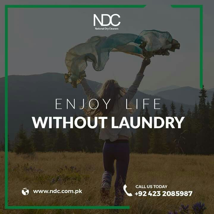 Did You Know You Could Be Enjoying A Laundry Free Lifestyle With