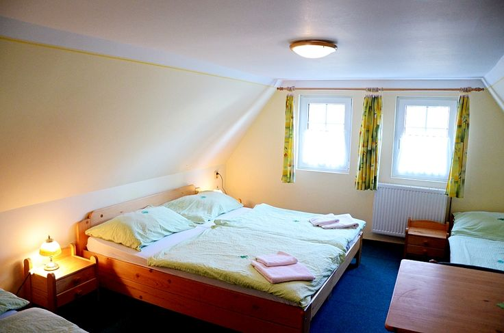 rooms in the hotel U Zeleneho stromu in Janov U Hrenska - Bohemian Switzerland