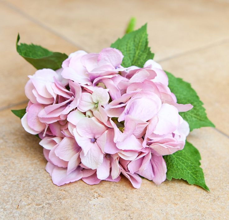 Hydrangea Pink 48cm