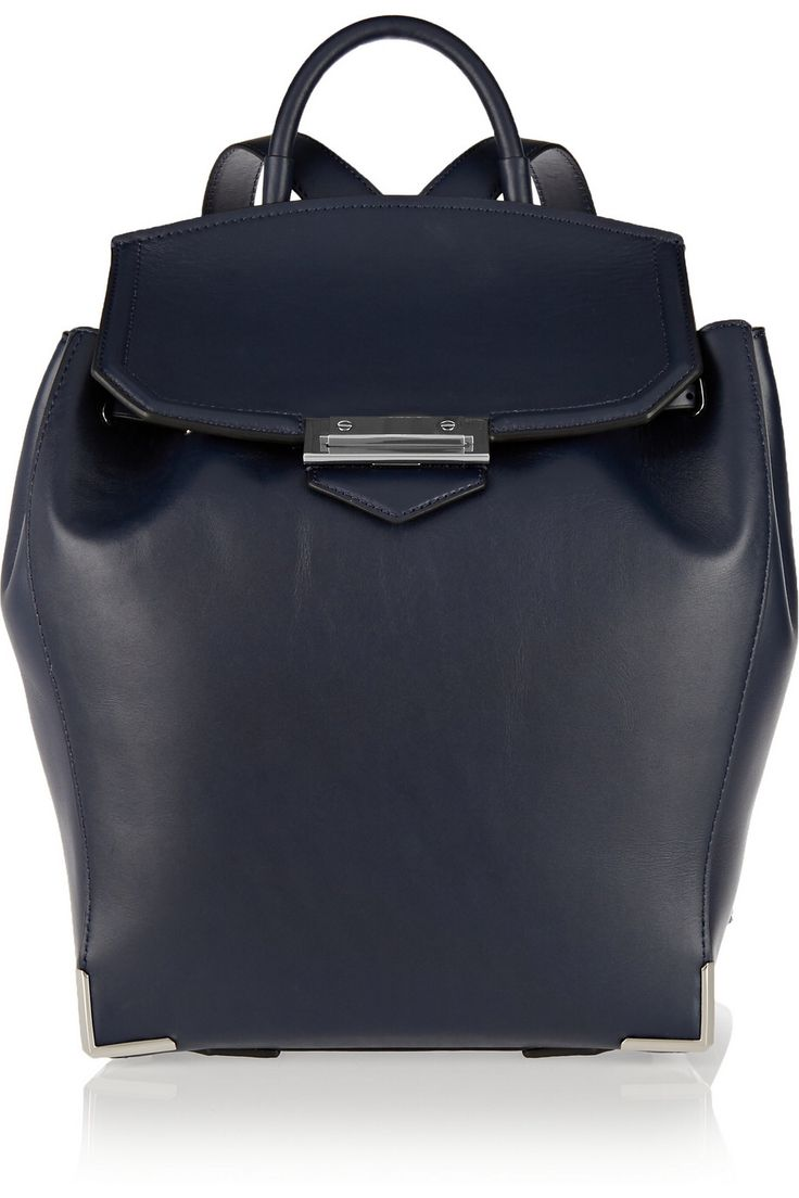 ALEXANDER WANG Prisma leather backpack £368.75 http://www.theoutnet.com/products/657111